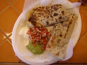 Senor Taco carne asada burrito