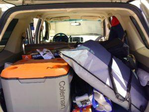 Prescott camping